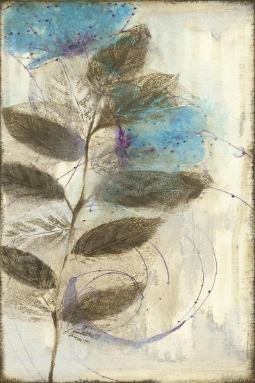 Constellation Flowers I-Jennifer Goldberger-Premium Giclee Print