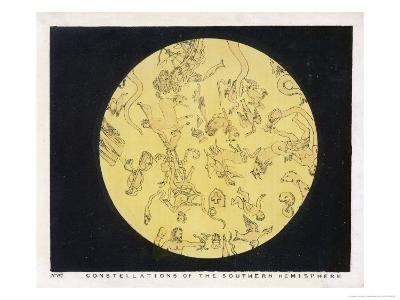 Constellations of the Southern Hemisphere-Charles F^ Bunt-Giclee Print