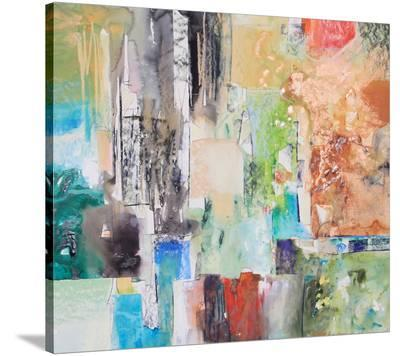 Construct 8--Stretched Canvas Print