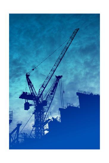 Construction Industry-kgtoh-Art Print