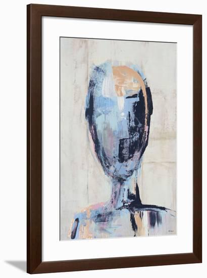 Contemplate-Bridges-Framed Giclee Print
