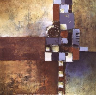 Contemplation - Mini-Raymond Clearwater-Art Print