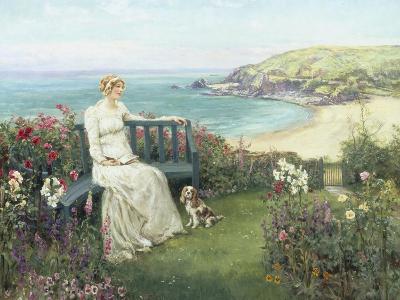 Contemplation-Henry John Yeend King-Giclee Print
