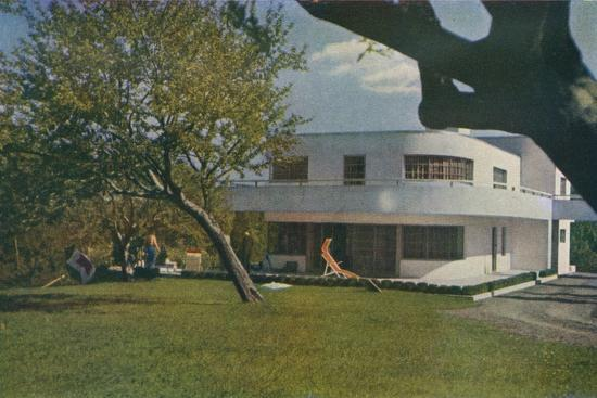 'Contempora House', 1935-Unknown-Photographic Print