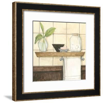 Contemporary Bath IV-Megan Meagher-Framed Art Print