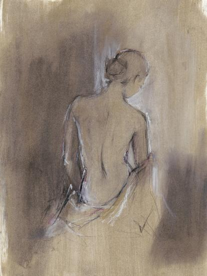 Contemporary Draped Figure II-Ethan Harper-Premium Giclee Print