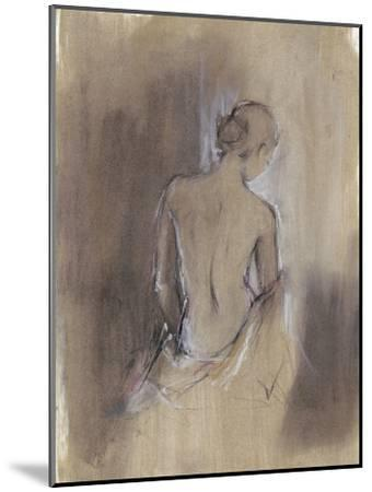 Contemporary Draped Figure II-Ethan Harper-Mounted Art Print