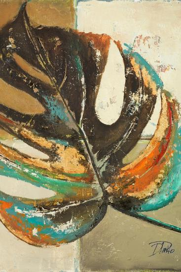 Contemporary Leaves II-Patricia Pinto-Art Print