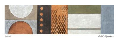 Contemporary Life IV-Leigh Jordan-Giclee Print