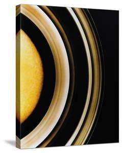 Saturn Rings by Contemporary Photography