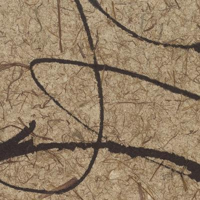 Contemporary Scroll Square III-Chris Paschke-Art Print