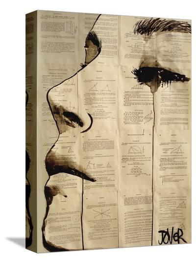 Content-Loui Jover-Stretched Canvas Print