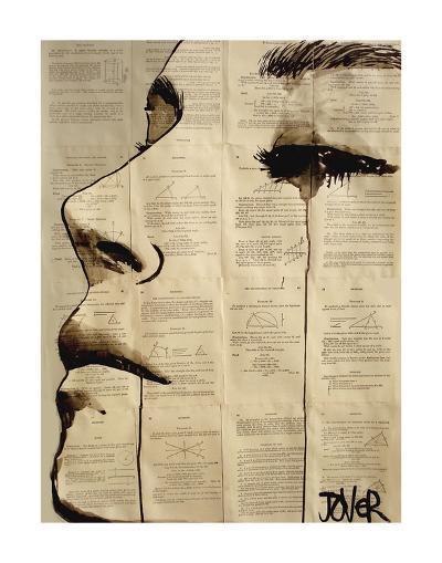 Content-Loui Jover-Art Print