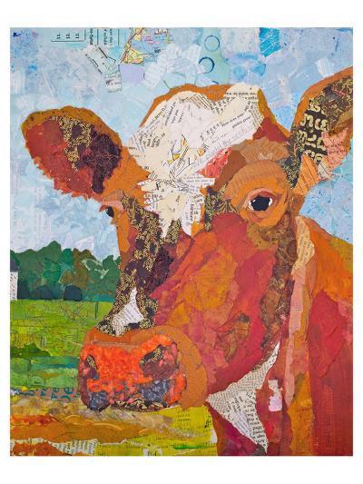 Contented Cattle II--Art Print