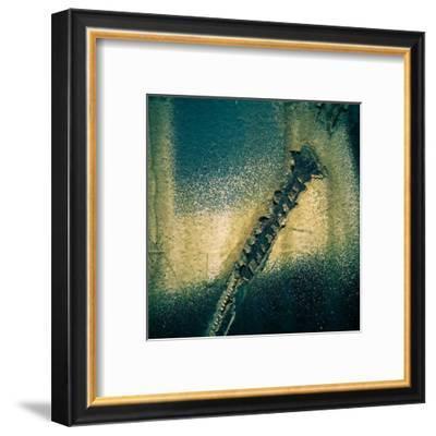Contrast in Metal I-Jean-François Dupuis-Framed Art Print