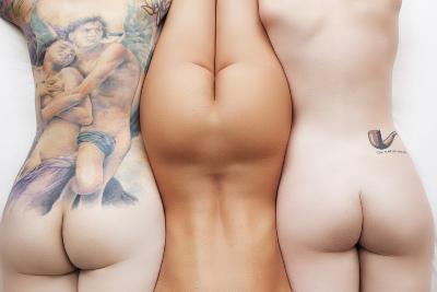 Contrast-Scott Michaels-Photographic Print