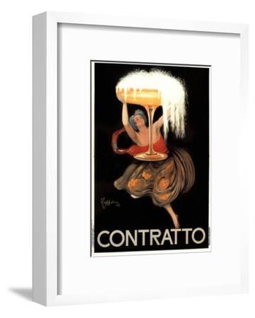 Contratto-Leonetto Cappiello-Framed Art Print