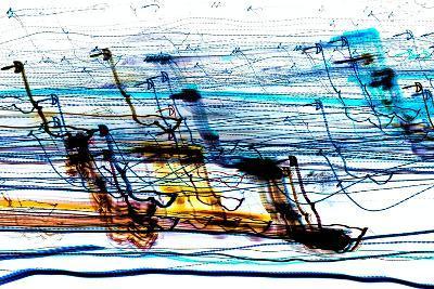 Controlled Chaos-Ursula Abresch-Photographic Print