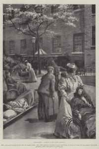 Convalescent, a Sketch at the London Hospital