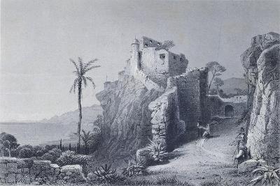 Convent in Camogli--Giclee Print