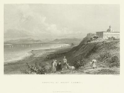 Convent of Mount Carmel, 1837--Giclee Print