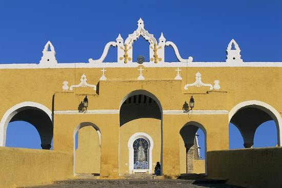 Convent of St Anthony of Padua--Giclee Print
