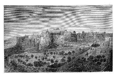 Convent of the Nativity, Bethlehem, C1888--Giclee Print