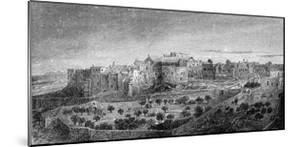 Convent of the Nativity, Bethlehem, C1888