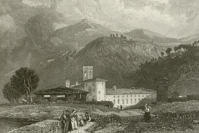 Convent of the Vallombrosa-James Duffield Harding-Giclee Print