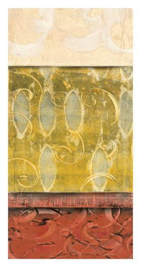 Convergence I-Jonde Northcutt-Art Print