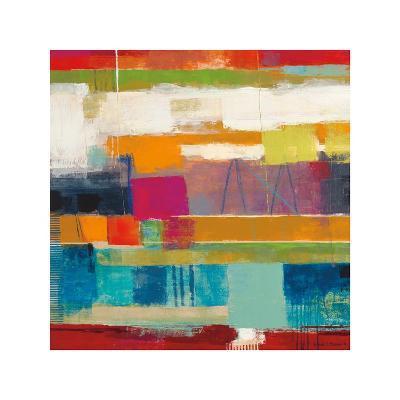 Convergence-Ursula Brenner-Giclee Print
