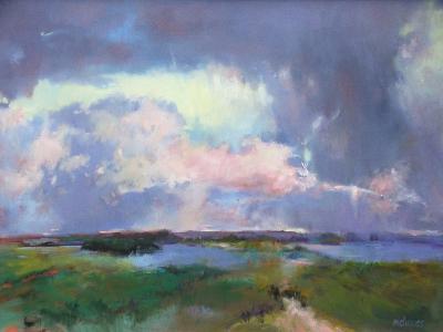 Converging Storms-Madeline Dukes-Art Print