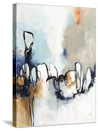 Conversationalist III-Rikki Drotar-Stretched Canvas Print