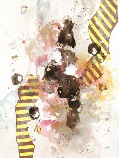 Convivial Circlet II-Rikki Drotar-Giclee Print