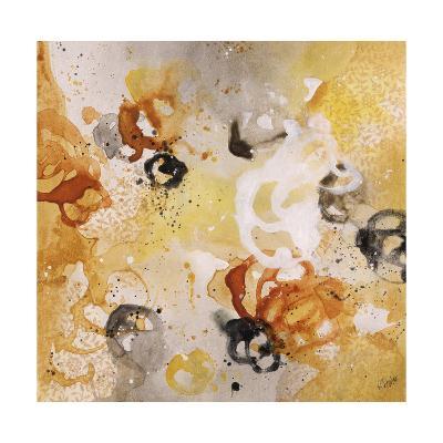 Convivial Dance VI-Rikki Drotar-Giclee Print
