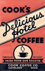 Cook's Delicious Hotel Coffee