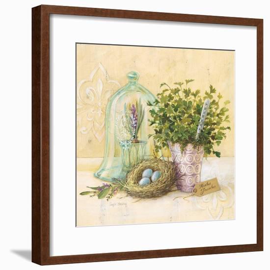 Cook's Garden-Angela Staehling-Framed Art Print