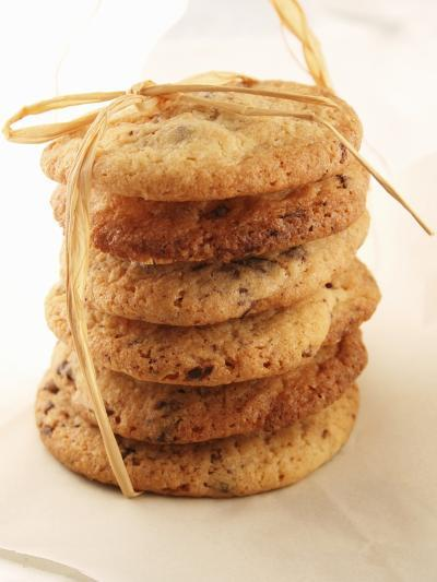 Cookies, Stacked and Tied with String-Francine Reculez-Photographic Print