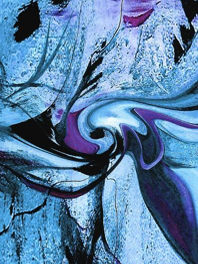 Cool Blue-Ruth Palmer-Art Print