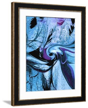 Cool Blue-Ruth Palmer-Framed Art Print