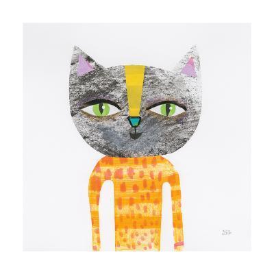 Cool Cats I-Melissa Averinos-Art Print