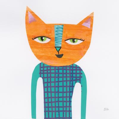 Cool Cats II-Melissa Averinos-Art Print