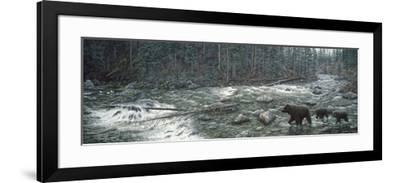 Cool Creek-Jeff Tift-Framed Giclee Print