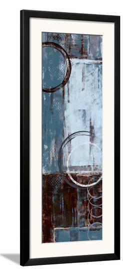 Cool Dance II-Maria Donovan-Framed Art Print