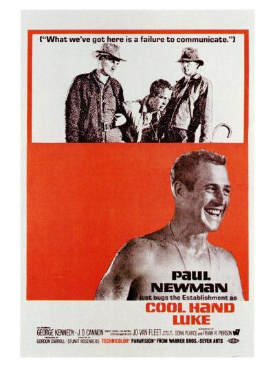 Cool Hand Luke, 1967--Art Print