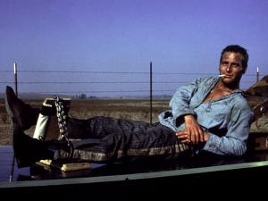 Cool Hand Luke, Paul Newman, 1967, Leg Irons