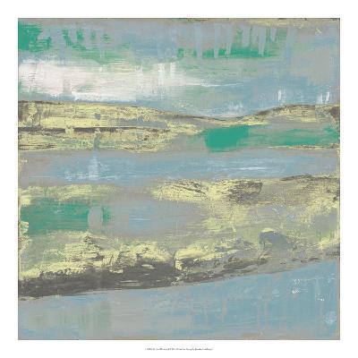 Cool Horizon I-Jennifer Goldberger-Art Print