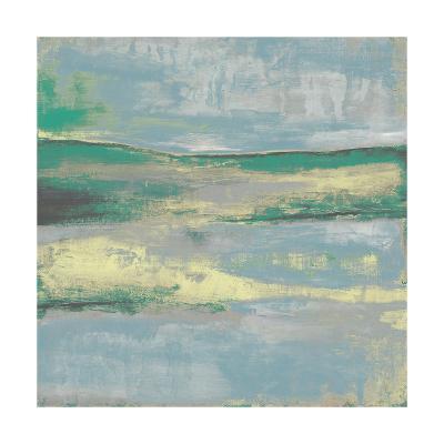 Cool Horizon II-Jennifer Goldberger-Art Print