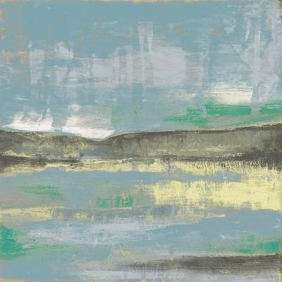 Cool Horizon III-Jennifer Goldberger-Art Print