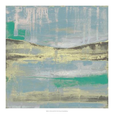 Cool Horizon IV-Jennifer Goldberger-Art Print